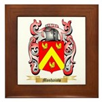Moshaiow Framed Tile