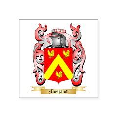 Moshaiov Square Sticker 3