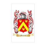 Mosetti Sticker (Rectangle)