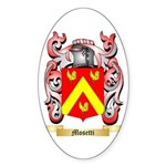 Mosetti Sticker (Oval 10 pk)