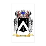 Moseley Sticker (Rectangle 10 pk)