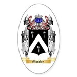 Moseley Sticker (Oval 50 pk)