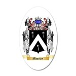 Moseley 35x21 Oval Wall Decal