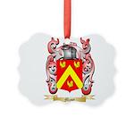 Mose Picture Ornament