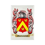 Moschowitsch Rectangle Magnet (100 pack)