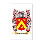 Moschowitsch 35x21 Wall Decal