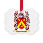 Moschowitsch Picture Ornament