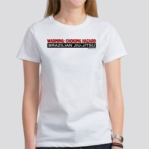 WARNING: CHOKING HAZARD (BRAZ Women's T-Shirt