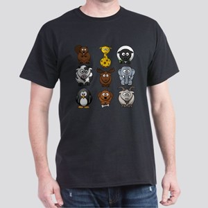 Animals cartoon T-Shirt
