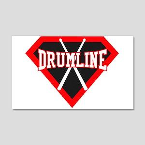 Super Drumline 20x12 Wall Decal