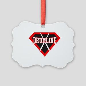Super Drumline Picture Ornament