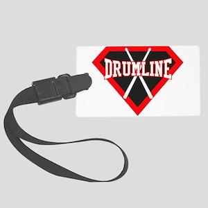 Super Drumline Large Luggage Tag