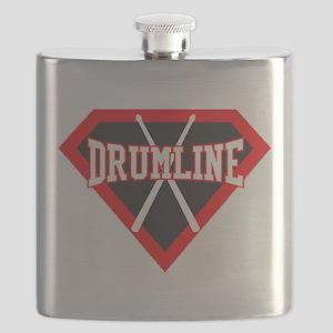 Super Drumline Flask