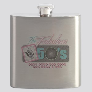 Fabulous 50s Flask