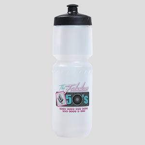 Fabulous 50s Sports Bottle