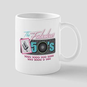 Fabulous 50s Mugs