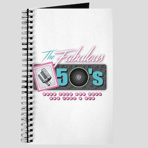 Fabulous 50s Journal