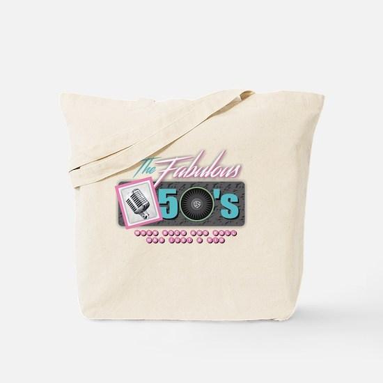 Fabulous 50s Tote Bag