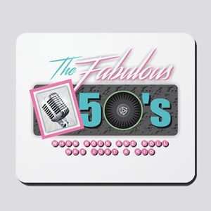 Fabulous 50s Mousepad