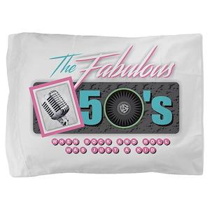 Fabulous 50s Pillow Sham