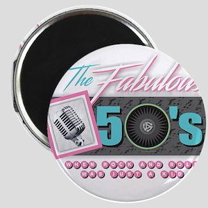 Fabulous 50s Magnets