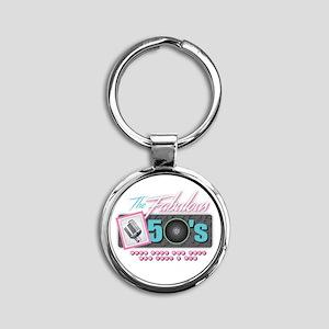 Fabulous 50s Keychains