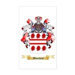 Moschini Sticker (Rectangle)