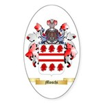 Moschi Sticker (Oval 50 pk)