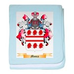 Mosca baby blanket