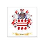Mosca Square Sticker 3