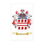 Mosca Sticker (Rectangle)
