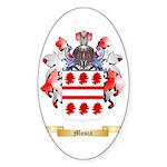 Mosca Sticker (Oval)