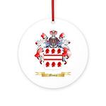Mosca Round Ornament