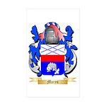 Morys Sticker (Rectangle 50 pk)