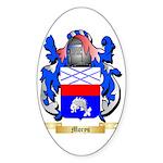 Morys Sticker (Oval 50 pk)