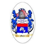 Mory Sticker (Oval 50 pk)