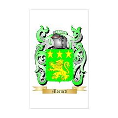 Morucci Sticker (Rectangle)