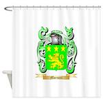 Morucci Shower Curtain