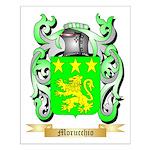 Morucchio Small Poster