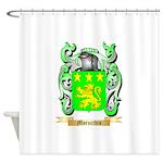 Morucchio Shower Curtain