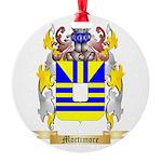 Mortimore Round Ornament