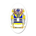 Mortimore 20x12 Oval Wall Decal