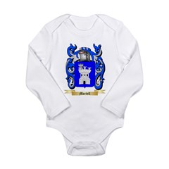 Mortell Long Sleeve Infant Bodysuit