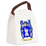 Mortal Canvas Lunch Bag