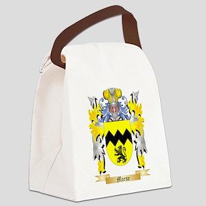 Morse Canvas Lunch Bag