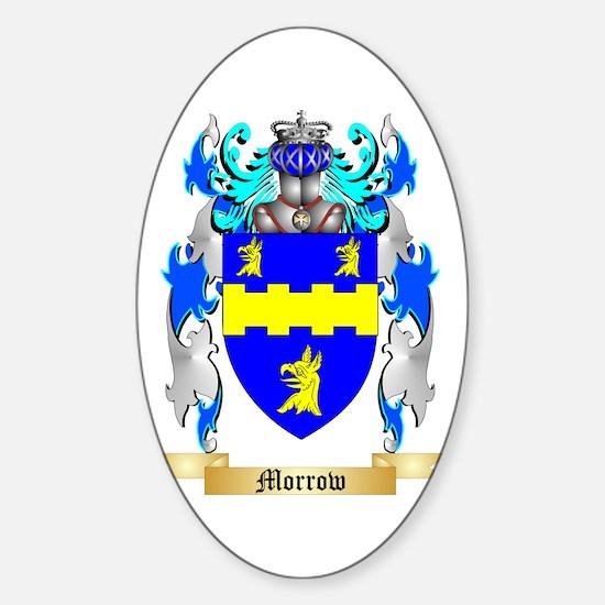 Morrow Sticker (Oval)