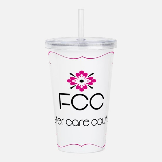 Foster Care Couture Acrylic Double-wall Tumbler