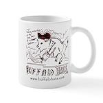 Pirate Buffy Mugs