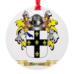 Morrissey Round Ornament