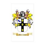 Morrissey Sticker (Rectangle 50 pk)